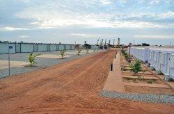 Sestavení administrativní budovy v Senegalu je dokončeno