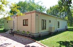 Levný mobilní dům