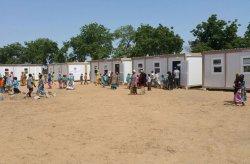 Projekt školy v Nigérii