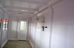 Modulární kabiny