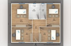 Modulární stavební systémy