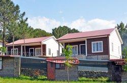 Modulové domy celoroční