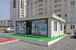 Pojízdný stánek bazar