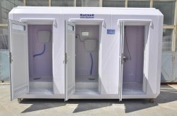 Pronájem mobilních toilet