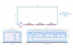 Výroba pojízdných prodejen stánků a budek